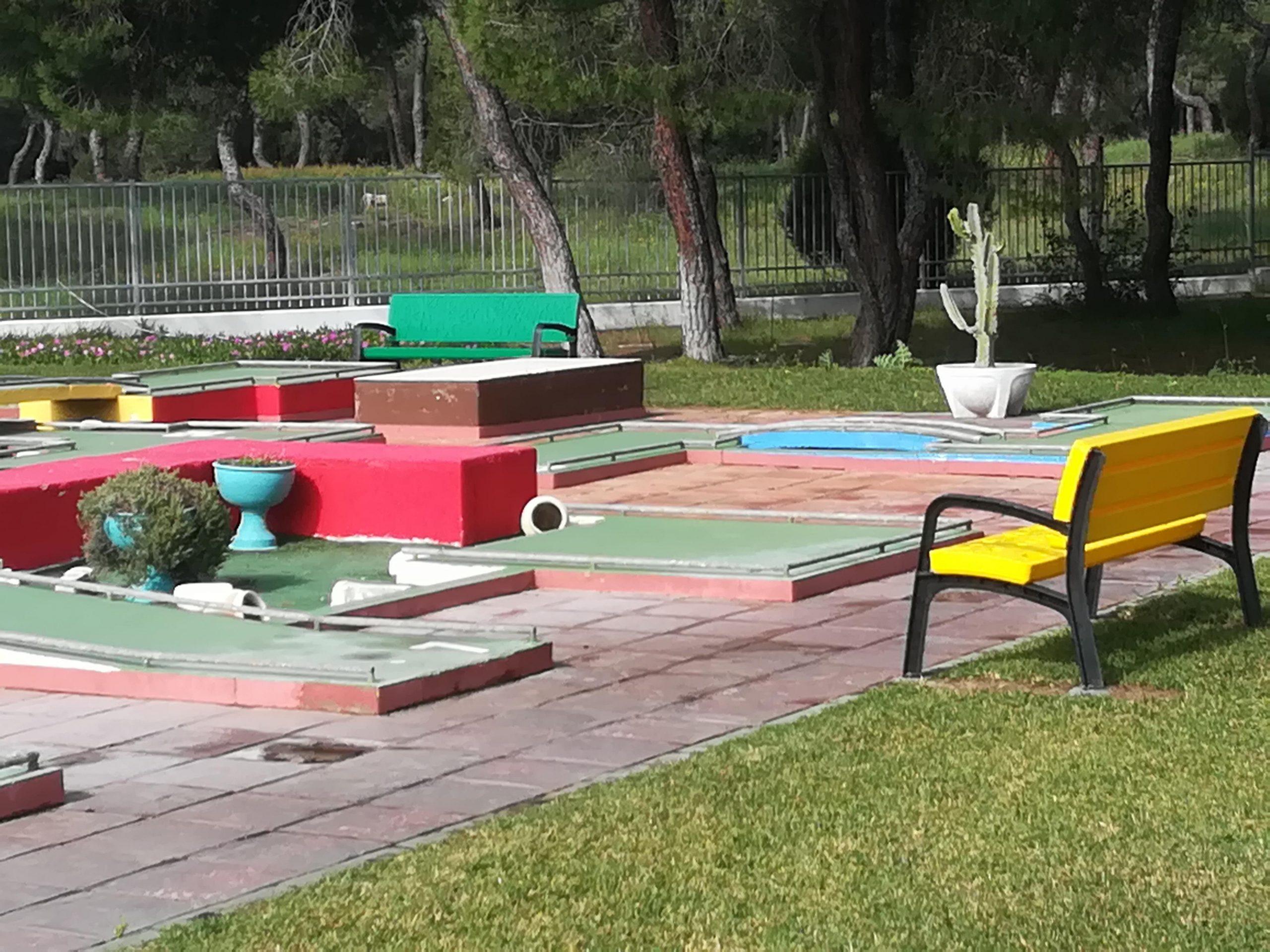 Urban furniture Huelva