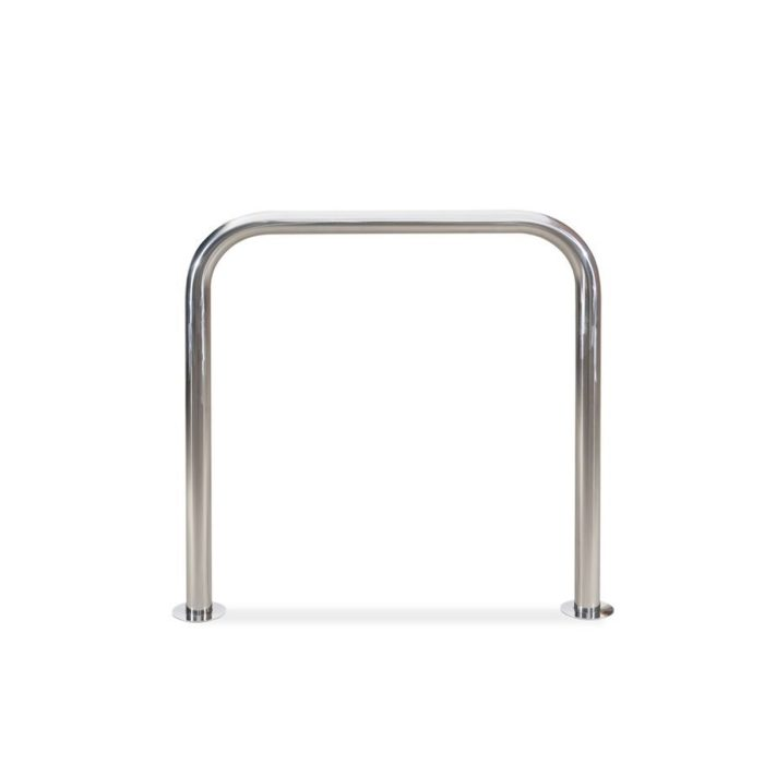 Barcelona Cycle park stainless in U form - A-06-INOX