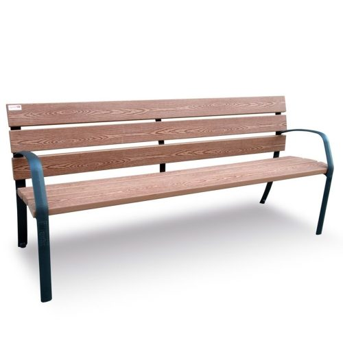 Similar Technique Wood Bench urban furniture parks and gardens