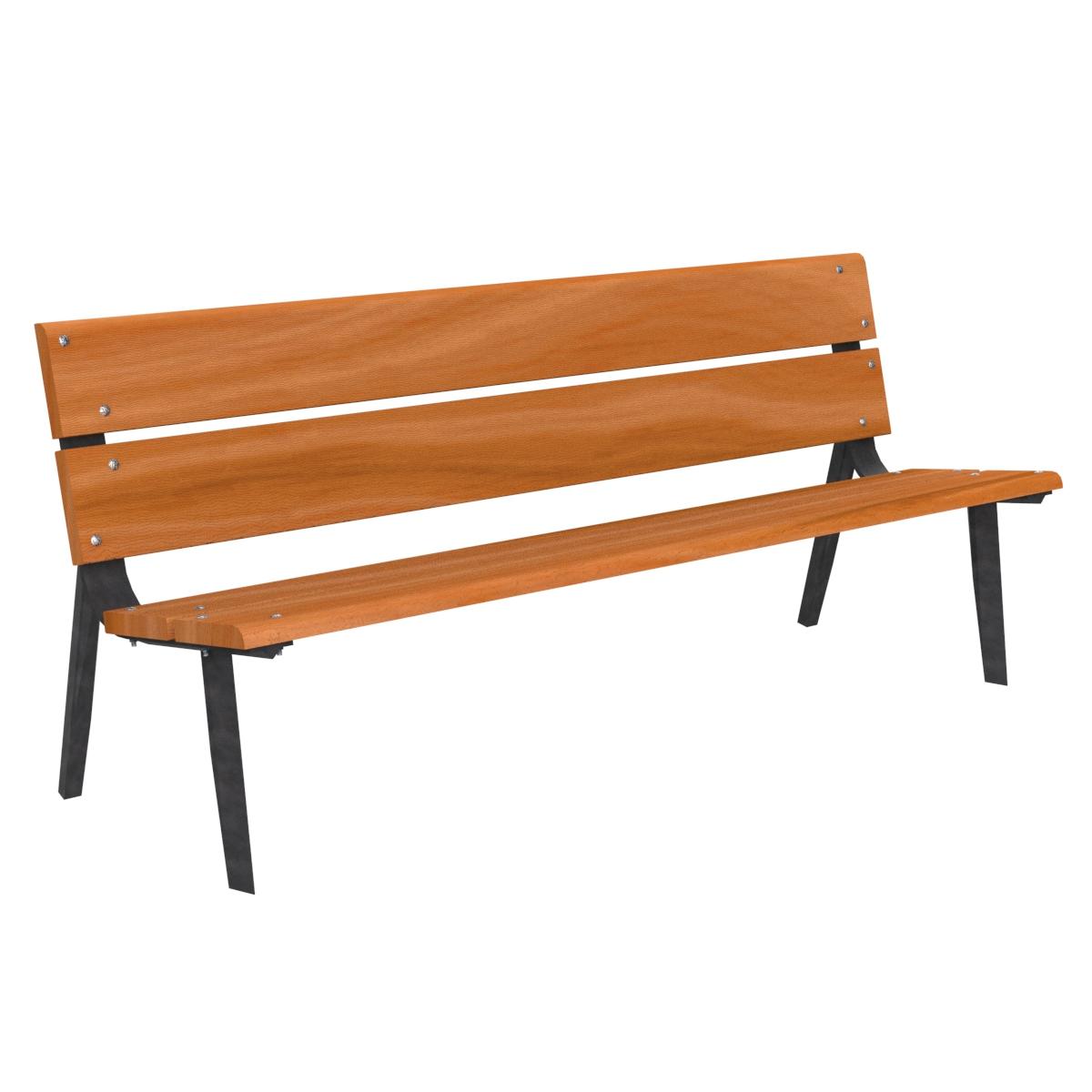 Banco madera europe mobiliario urbano para sentarse for Banco madera jardin