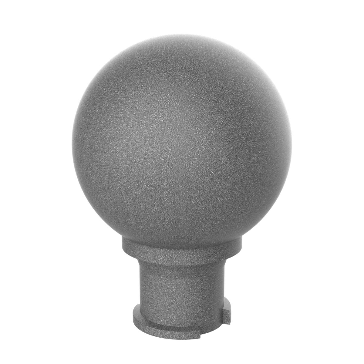 Pilona tipo bola de 400 Ø - C-44