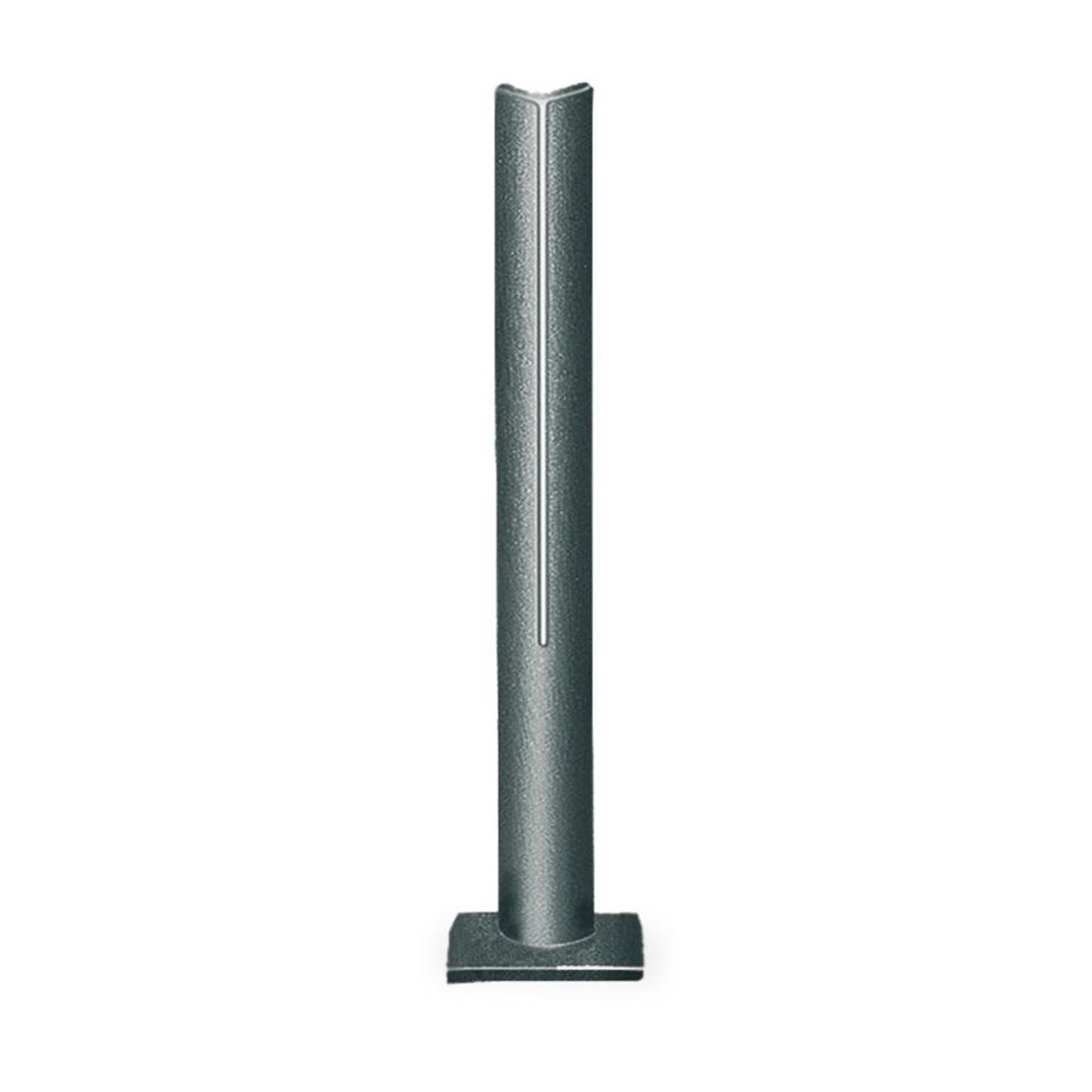 Pilona tipo Badalona grande para atornillar de 200 Ø - C-45G