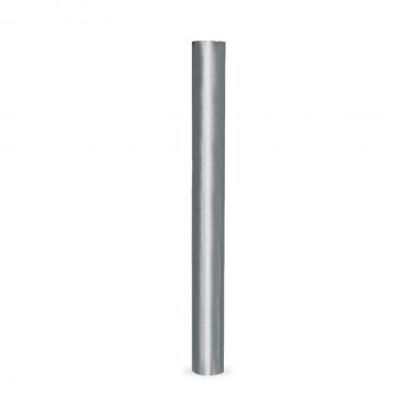 Montreal stainless bollard of 1000 mm of height - C500