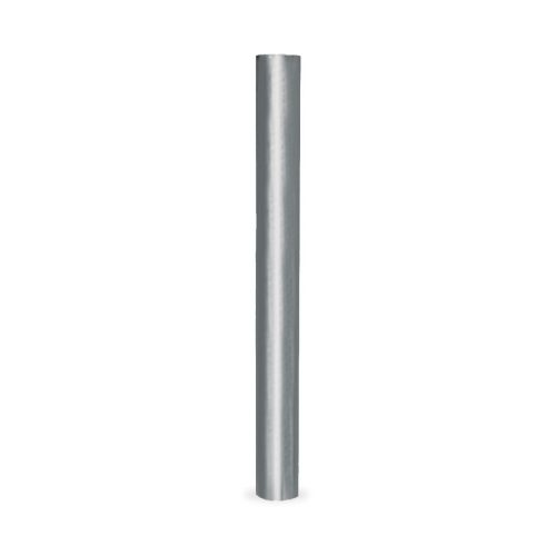 Montreal stainless bollard of 1000 mm of height - C-500