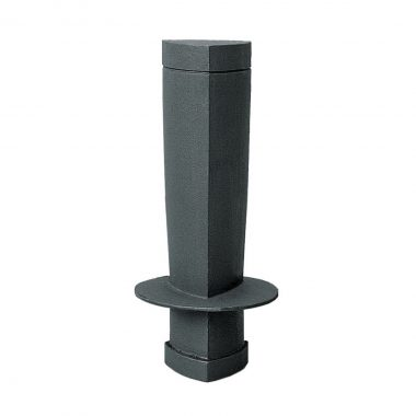 Trang bollard of casting of 605mm of height - C-505