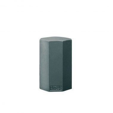 Octogonal bollard Calvia type of 388 mm of height - C-515