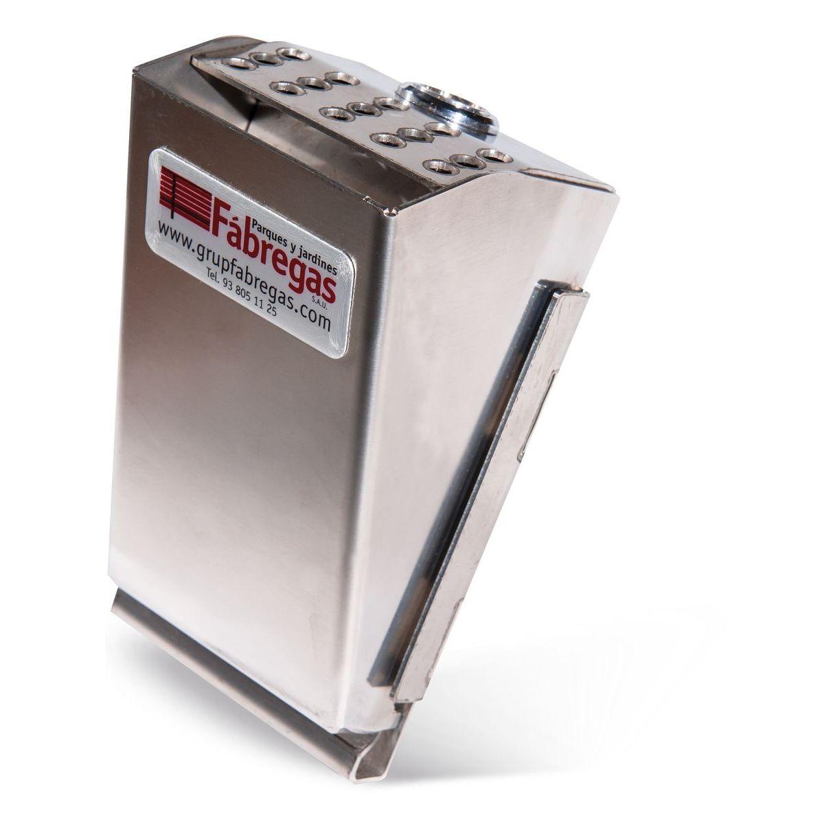 Cendrier inox à accrocher - CE-2