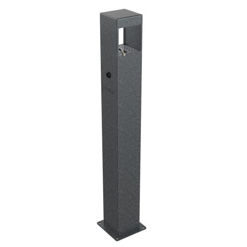 Standing ashtray of 980 mm of height - CE-3