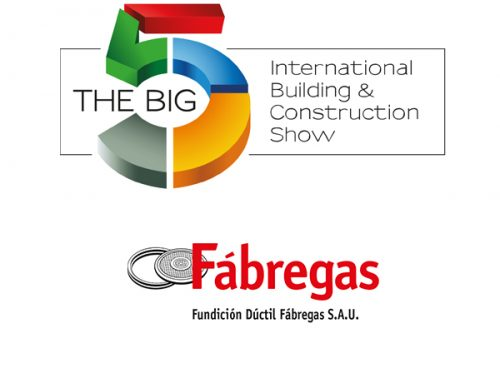 Grup Fabregas will attend The Big 5 Construction Show