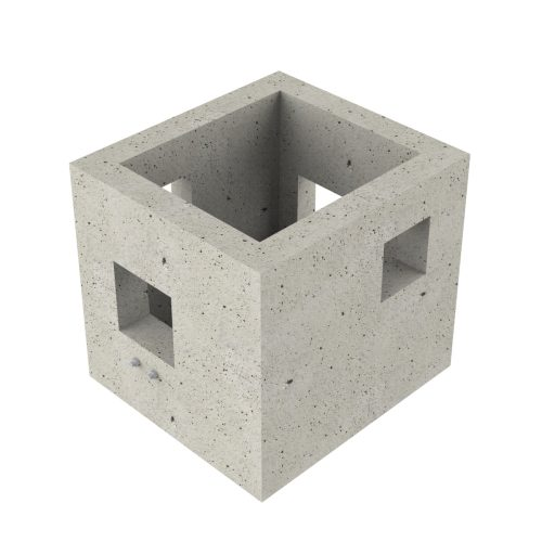 Telephonic Precast Chamber with armor type H