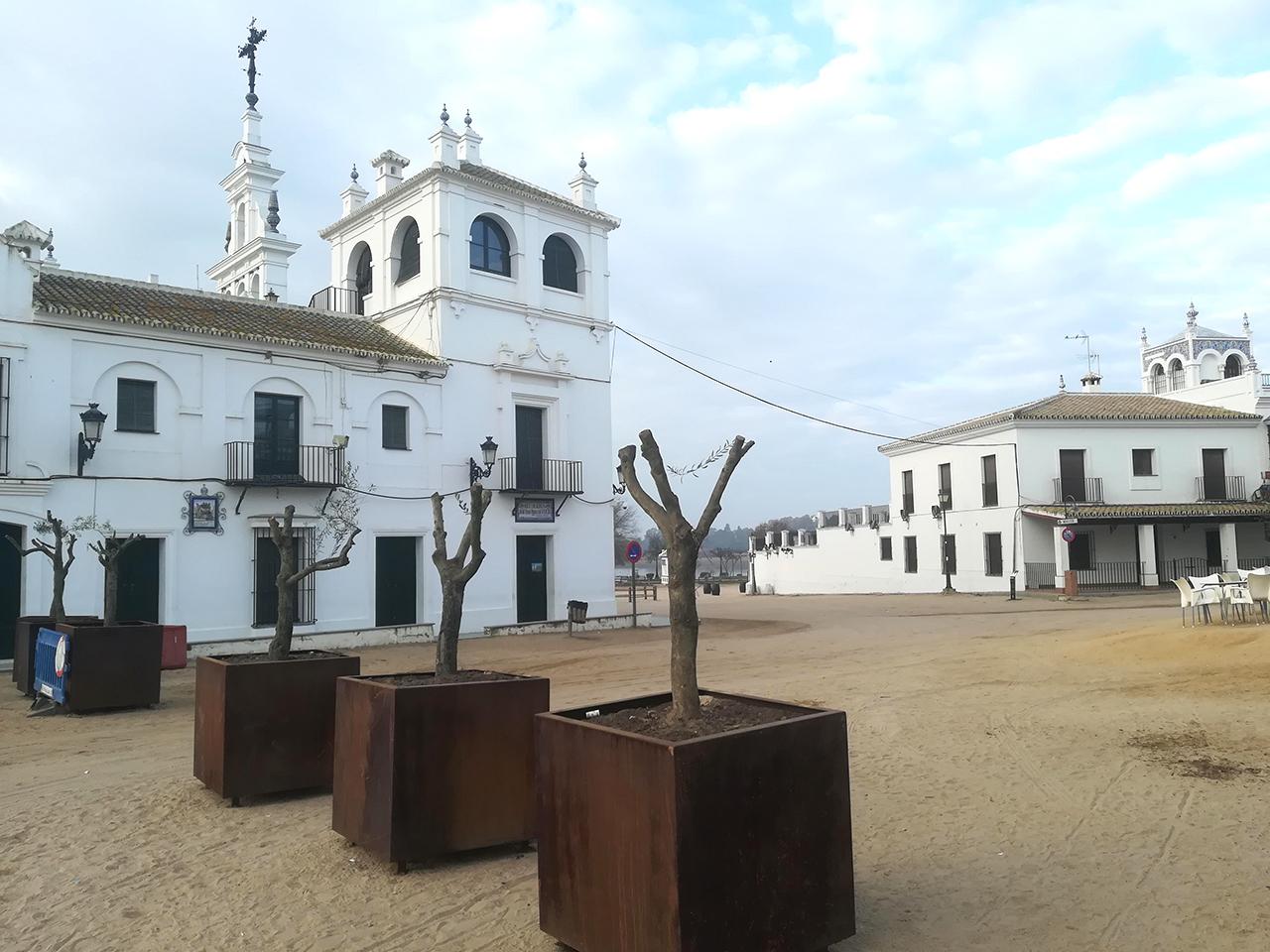 Corten Huelva