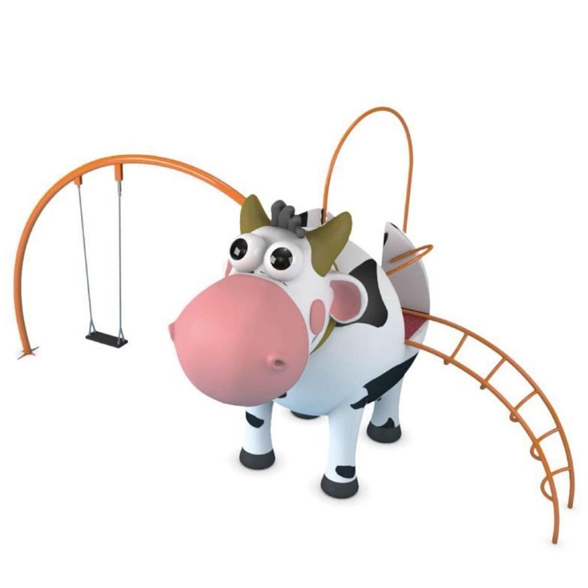 Jeux multiactivités animals VACA KP4003