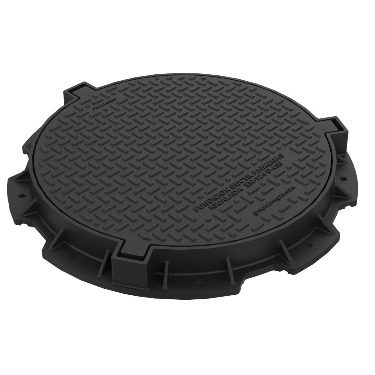 Manhole Cover and frame composite
