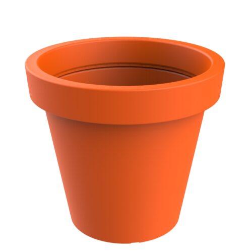 Alvium model orange planter RAL 2004 P-1017-1200-NAR