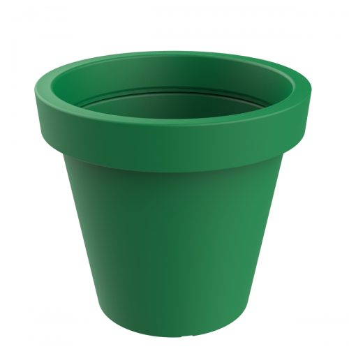 Alvium model green planter RAL 6029 P-1017-1200-VER