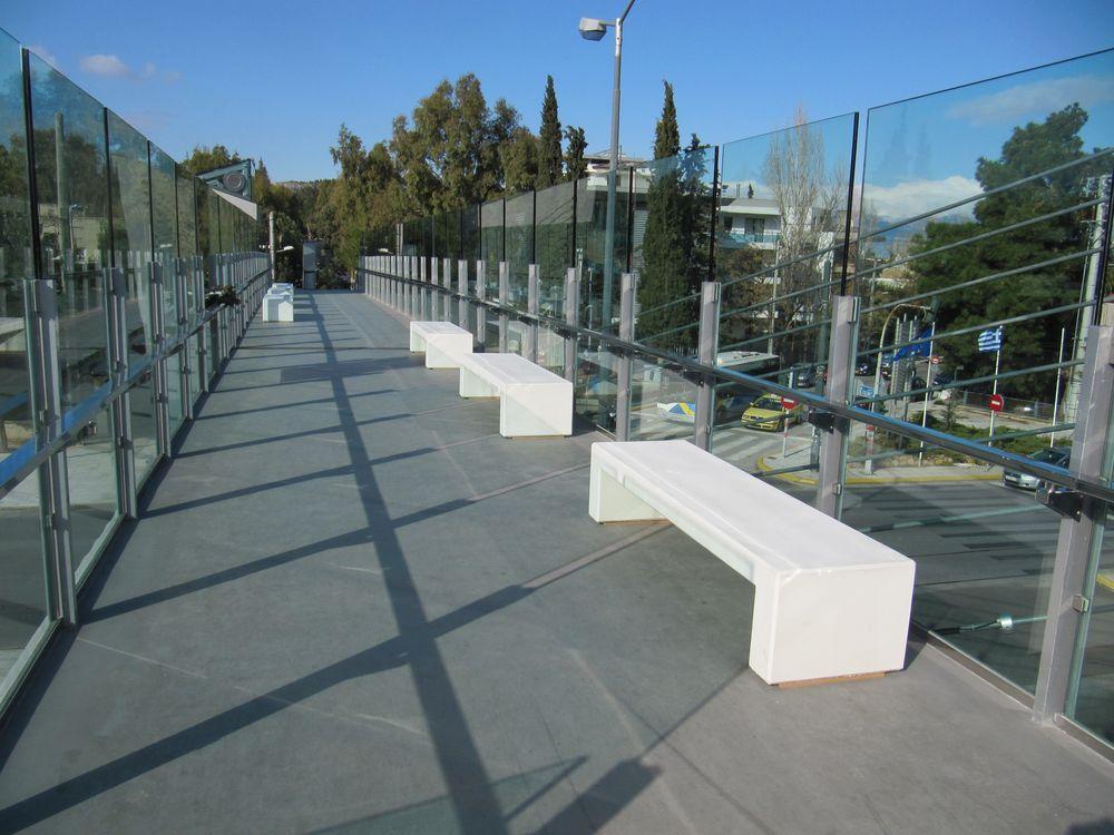 Bancos mobiliario urbano