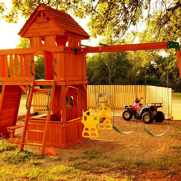 Què ha de tenir un parc infantil?