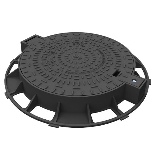 Manhole Cover and frame of registry with hunge in casting R-1-F900
