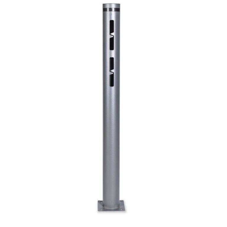 Dispensador de bolsas gris - T-1-OX