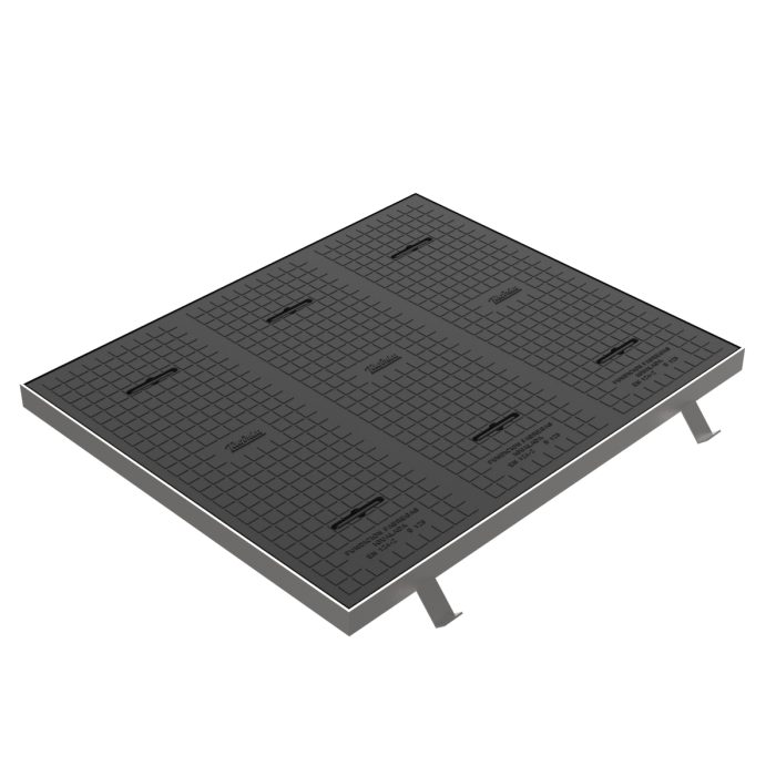 Telephony and communication Manhole cover and frame in casting TAPA-FDD