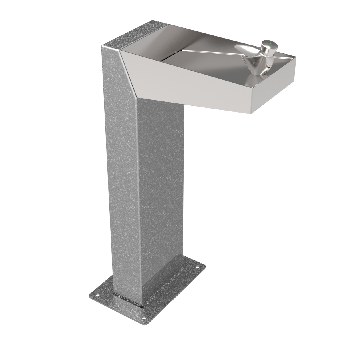 Dessigned fountain auitable for disabled Mini Minus V-102M