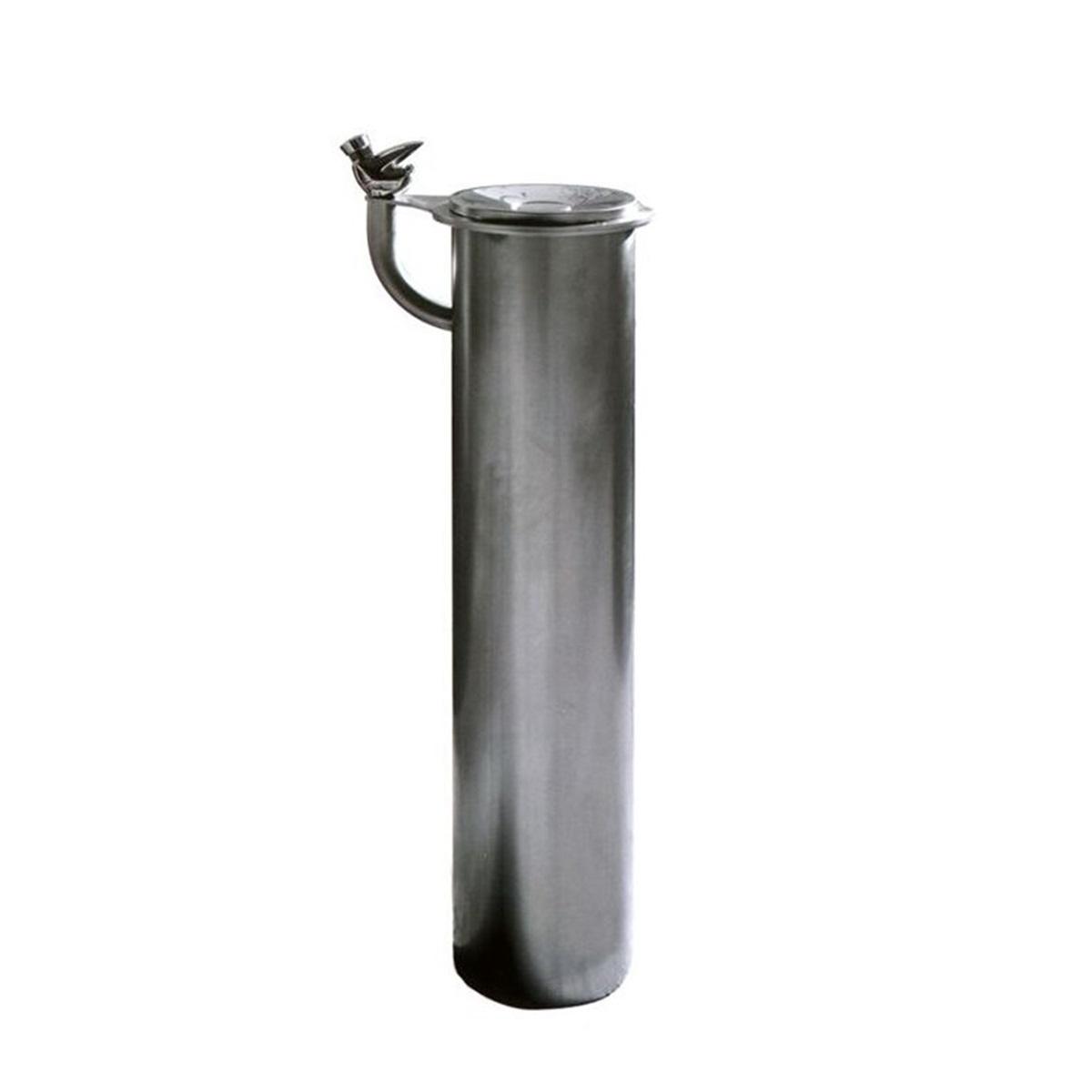 Fontaine en acier inoxydable avec jet diagonal ESVA pour enfants V-109M