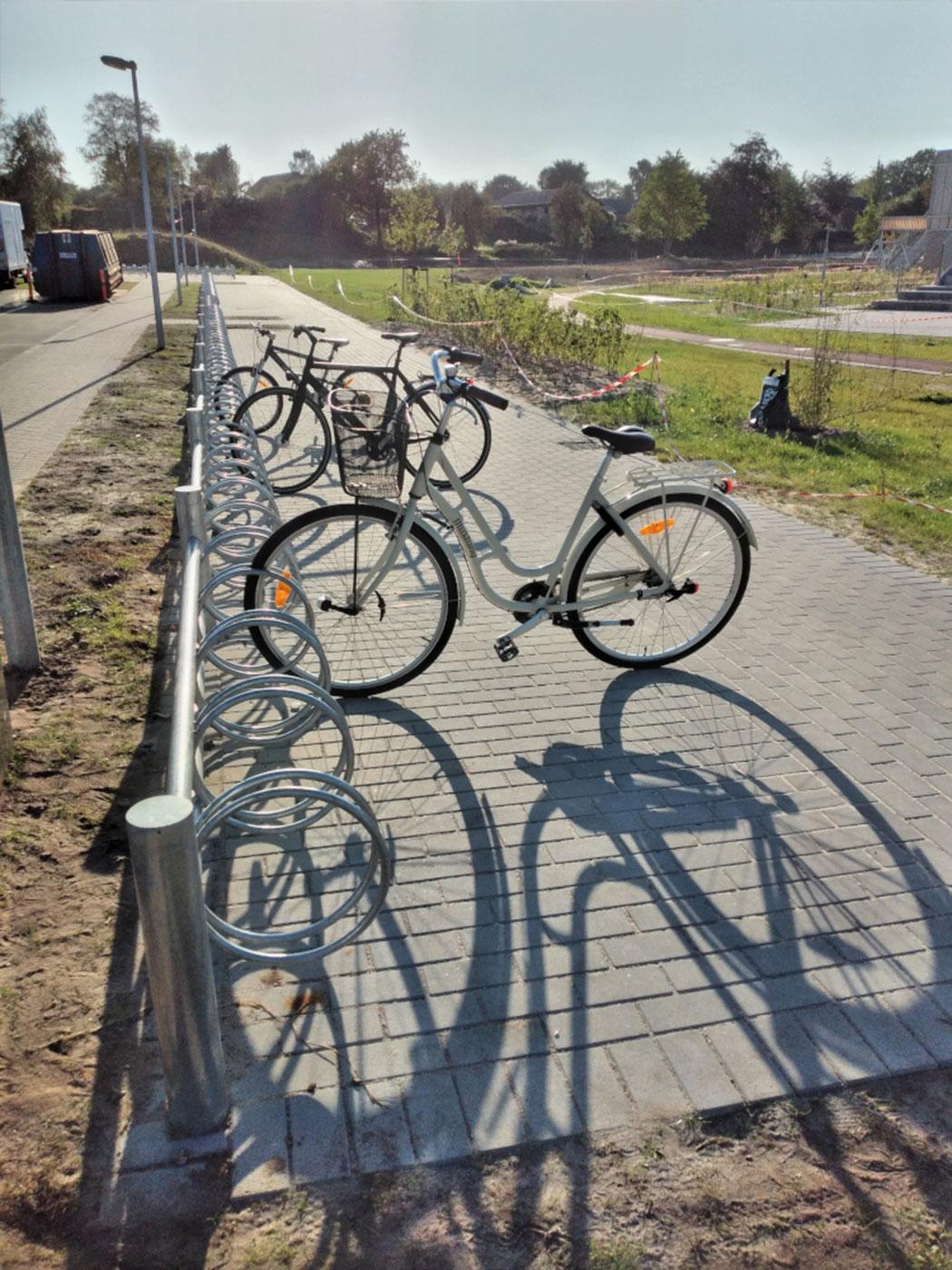 Porte-vélos personnalisé