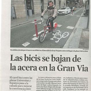 Bike Lane Fabregas