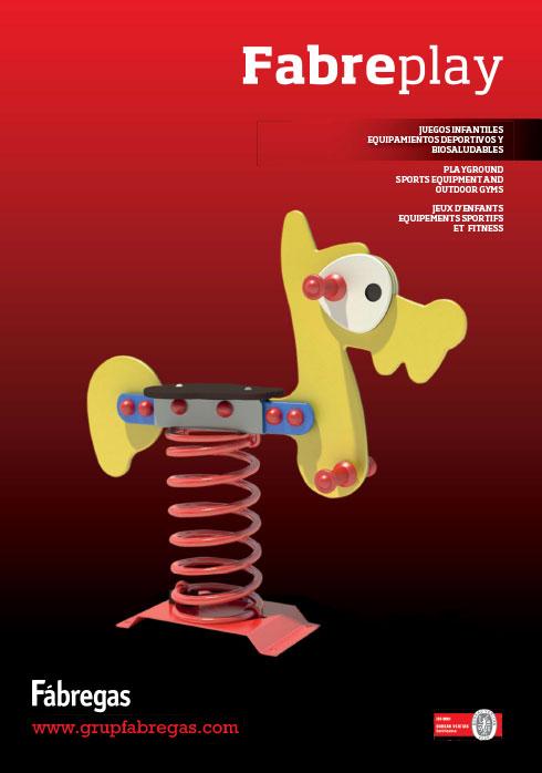 Catálogo Fabreplay 2020