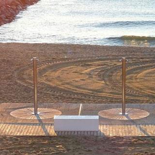 Equipamiento de playas, tarea postvacacional de ayuntamientos