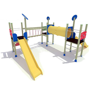 PLAYGROUND MULTIACTIVITIES