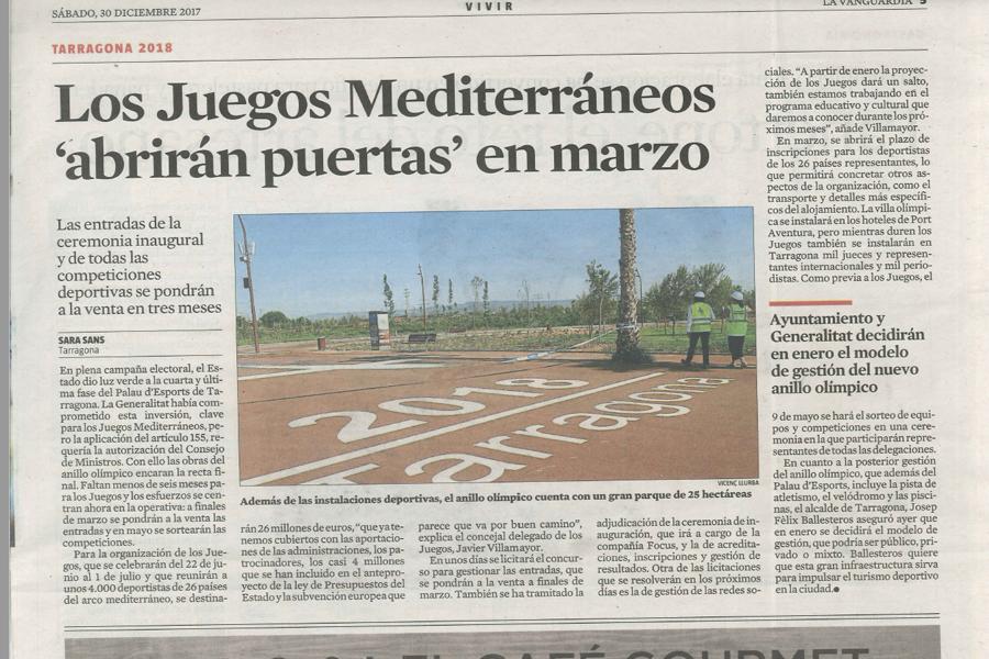 Fabregas Juegos Mediterráneos