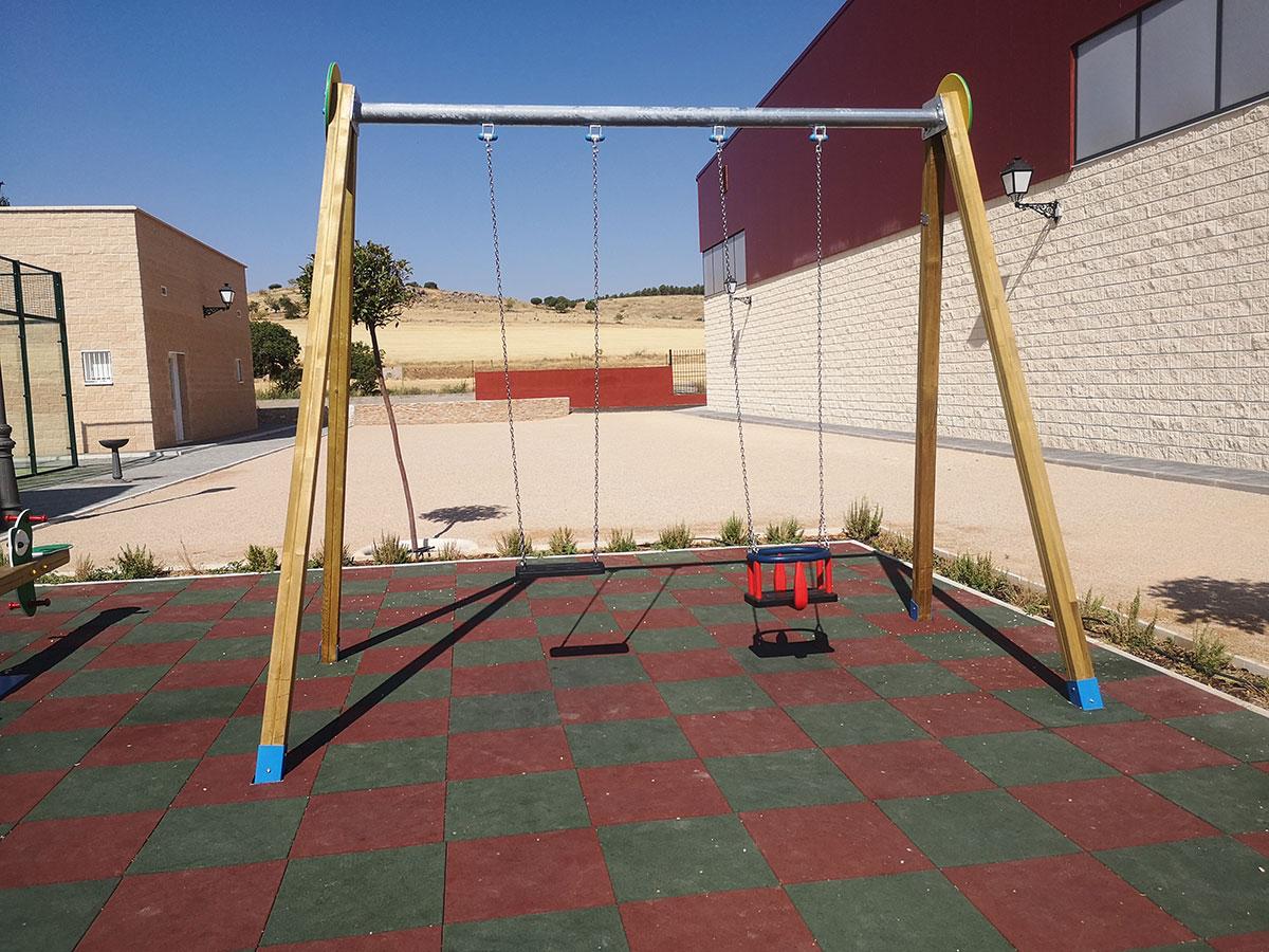Juegos infantiles Ciudad Real