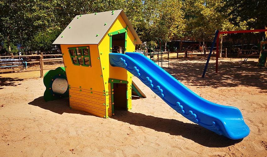 Juegos y parques infantiles - Zona de juegos