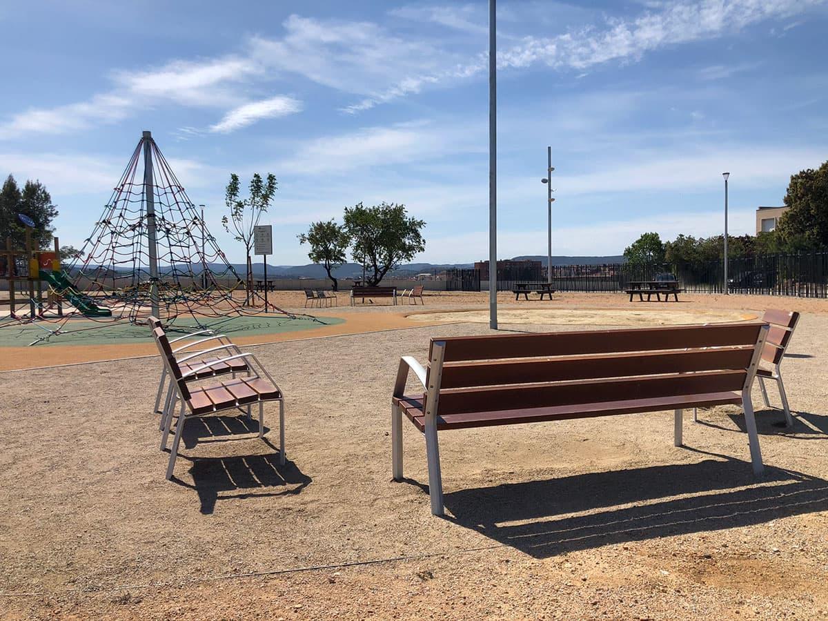 Parque infantil Fábregas