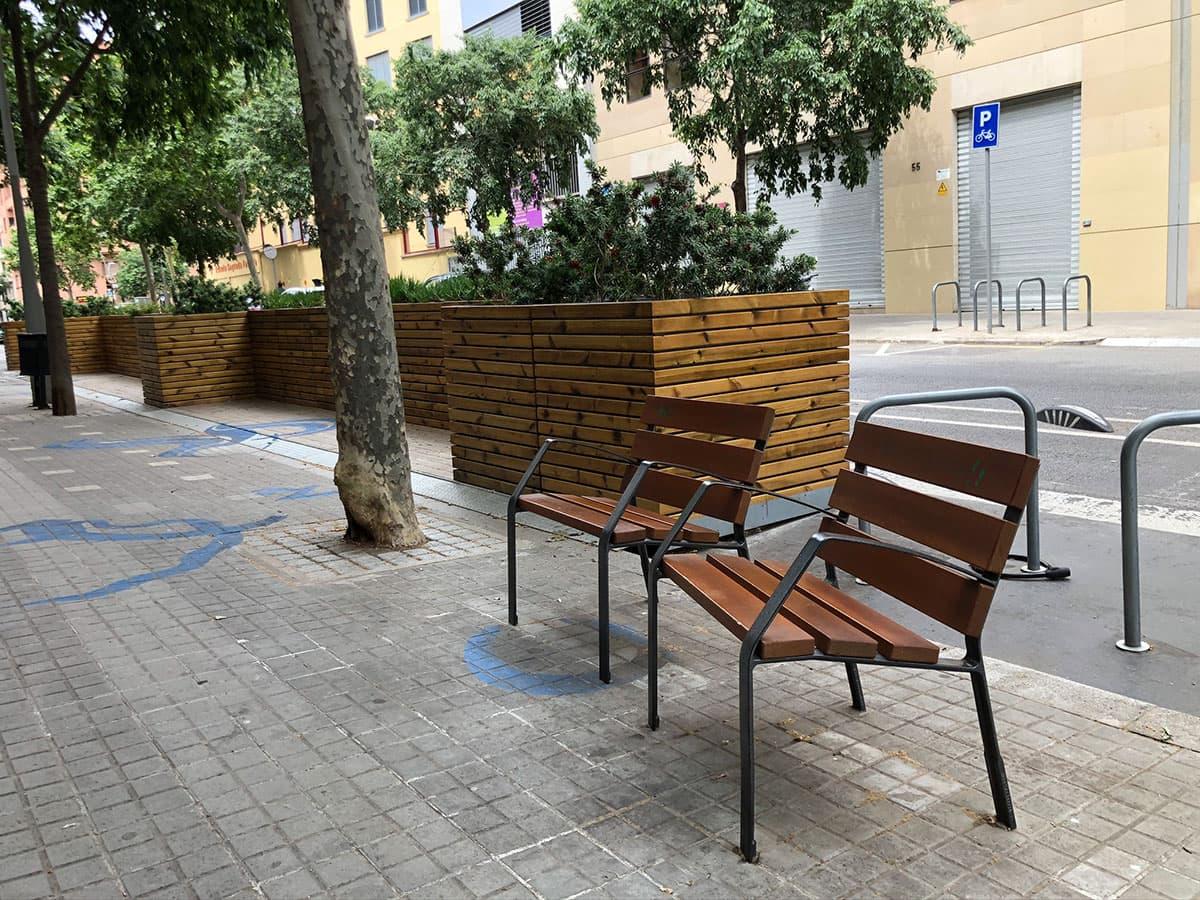 Sillas MODO08 en Barcelona